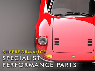 Superformance Specialist Performance Parts