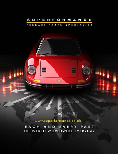 Superformance - Delivering worldwide everyday