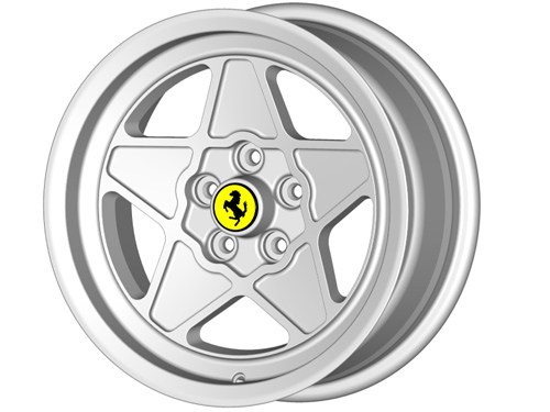 Ferrari wheel bolt pattern